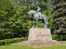 Socha Jana Žižky v Přibyslavi, foto: Ben Skála, Benfoto, Wikimedia Commons, CC BY-SA 3.0
