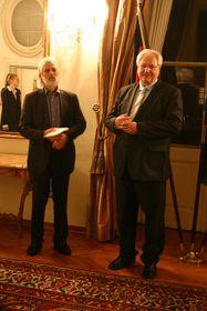 Arfst Wagner und Detlef Lingemann (Foto: Romy Ebert)