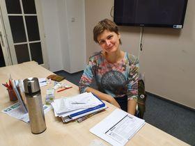 Лида Бартошова, фото: Ирина Ручкина