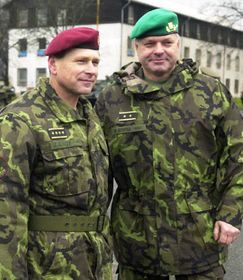 Jiri Sedivy und Pavel Stefka (Foto: CTK)