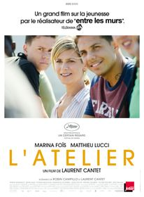 'L'Atelier', photo: Site officiel du Festival du film français