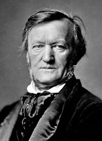 Richard Wagner (Foto: Wikimedia Commons, Public Domain)