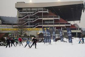 Ski-Park in Velká Chuchle (Foto: Archiv des Ski-Parks)