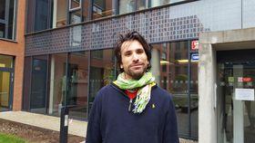Carlos Arbona, foto: Klára Stejskalová