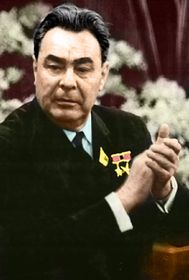 Leonid Brezhnev, photo: Deutsches Bundesarchiv, Bild 183-F0417-0001-011, CC BY-SA 3.0