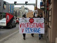 Photo: Pražská solidární síť