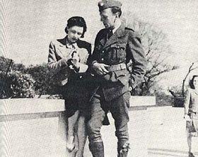Jirí Mucha y Vitka Kapralova