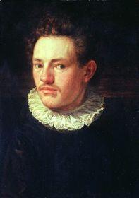 """Hans von Aachen: """"Selbstbildnis"""""""