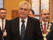 Милош Земан (Фото: ЧТК)