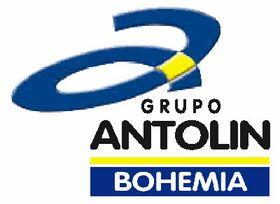 Escudo del Grupo Antolin Bohemia