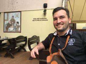 Михаил Кроужил, фото: Ľubomír Smatana, Чешское радио