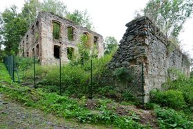 Poutní areál ve Svatoboru na Karlovarsku, foto: gampe, Wikimedia Commons, CC BY-SA 3.0