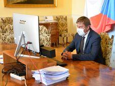 Tomáš Petříček, photo: Twitter de Tomáš Petříček