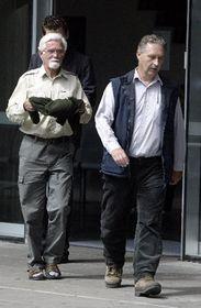 Češi Čestmír Číhalík (vpravo) aJindřich Šmiták, foto: ČTK