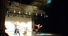 «Душа в движении» (Фото: Архив гражданского объединения Balet Globa)