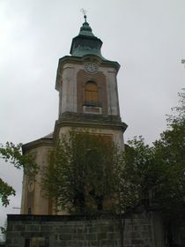 Kirche des Hl. Johann von Nepomuk