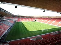New Slavia Prague stadium at Eden, photo: CTK