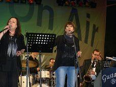 Martha a Tena Elefteriadu na koncertě v Brně (2014), foto: archiv ČRo