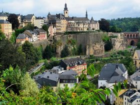 Luxembourg, photo: Francisco Anzola, CC BY 2.0 Generic