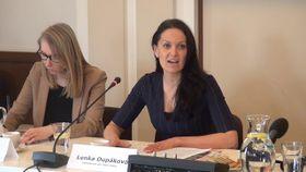 Lenka Dupáková, foto: archiv Ministerstva financí ČR