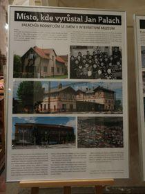 Všetaty, commune natale de Jan Palach, photo: Martina Schneibergová
