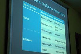 Защита дипломной работы Ибрагима Maнсура, Фото: Штепан Махачек, Чешское Радио