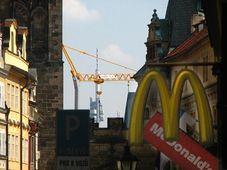 «Макдональдс» в Праге (Фото: Кристина Макова, Чешское радио - Радио Прага)
