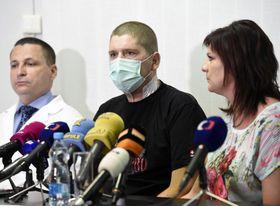 Доцент Иржи Фронек (слева) и Лукаш Мусил (Фото: ЧТК)
