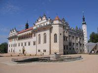 Zámek v Litomyšli, foto: Přemysl Otakar, Wikimedia Commons, CC BY-SA 4.0