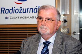 Jaroslav Hanák (Foto: Šárka Ševčíková, Archiv des Tschechischen Rundfunks)