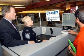 Medidas de seguridad en el aeropuerto de Atlanta, EE.UU., foto: CTK
