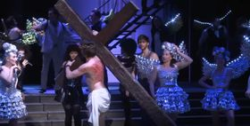 'Jesus Christ Superstar' (Foto: YouTube Kanal des Mährisch-Schlesischen Nationaltheaters)