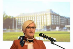Karla Šlechtová, photo: ČTK