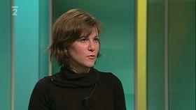 Sandra Baborovská, photo: ČT
