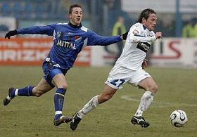 Pavel Besta (atrás) y Jan Holenda (Foto: CTK)