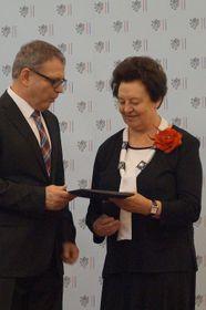 Lubomír Zaorálek, Anca Irina Ionescu, photo: Miloš Turek