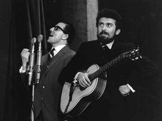 Waldemar Matuška (rechts). Foto: Archiv des Tschechischen Rundfunks