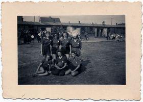Чешские девушки на принудительных работах в Германии, Фото: архив Барборы Немцовой