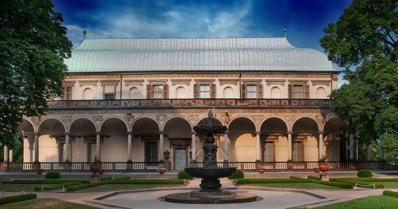 El Palacete de la Reina Anna, foto: Michal Brezanik, CC BY-SA 4.0