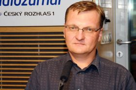 Martin Ludvík, foto: Šárka Ševčíková, ČRo