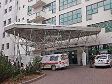 Krankenhaus in Havlickuv Brod (Foto: CTK)