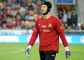 Petr Cech, photo: Filip Jandourek, CRo