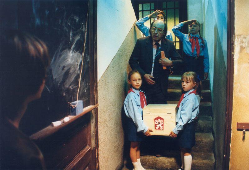 Кадр из фильма «Пупендо» (2003 г.), фото: ЧТ