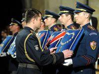 Předávání státních vyznamenání 28. října, foto: Filip Jandourek, archiv ČRo