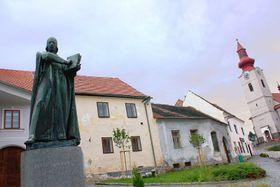 Husinec, photo: Štěpánka Budková