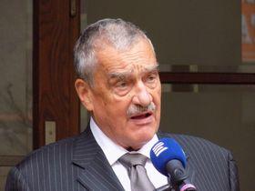Karel Schwarzenberg (Foto: Vojtěch Man, Archiv des Tschechischen Rundfunks)