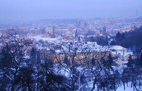 Нередко Прагу называют «стобашенной»