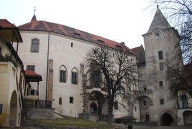 Château fort de Křivoklát, photo: Archives de Radio Prague