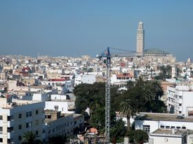 Casablanca, photo: Magdalena Hrozínková