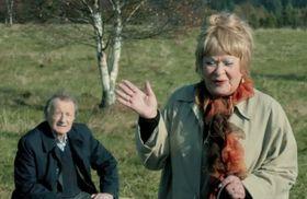 Jiřina Bohdalová aRadoslav Brzobohatý ve filmu Vrásky zlásky, foto: BUC-FILM